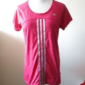 ADIDAS ClimaCool S/S Athletic Wear Top Size Medium